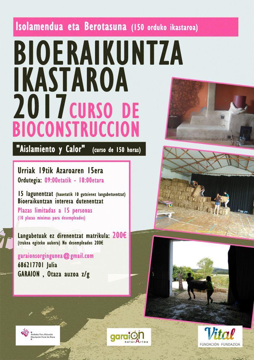 Bioeraikuntza 2017